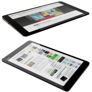 Prototype versions of the Crunchpad